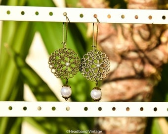 "New Collection | Earrings ""Nesrine"""