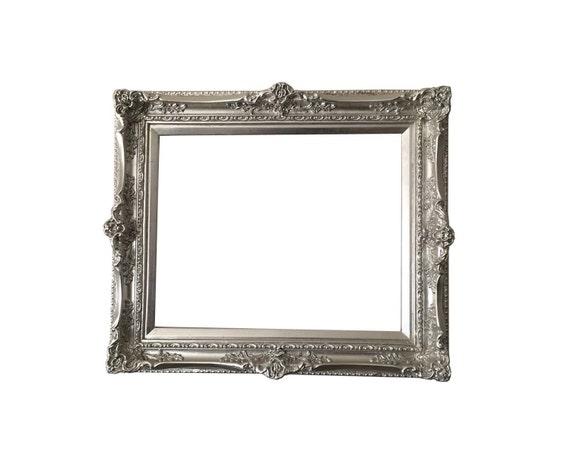 16x20 picture frame baroque frame shabby chic frame for. Black Bedroom Furniture Sets. Home Design Ideas