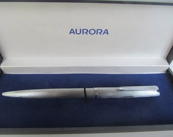 AURORA Style ball point pen - S.S - Oceanic - Writing Pen