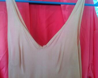 Sheer Vintage Nightgown
