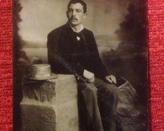 1800s Tintype