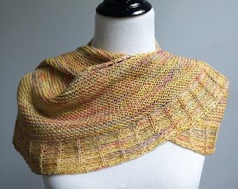 Marlanna - PDF knitting pattern