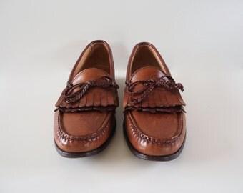 SALE vintage Allen Edmonds loafers