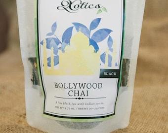 Masala Chai / Chai Tea Blend / Loose Leaf Chai Black Tea / NO. 002  / Bollywood Chai