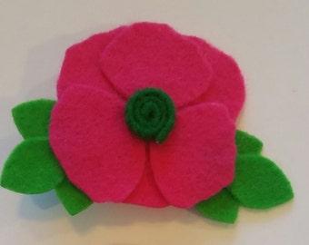 The Sophia Flower Clip