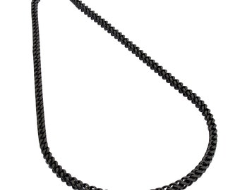 Black Steel Chain