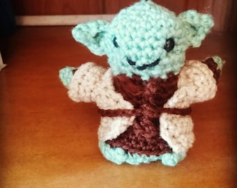 Crochet Keychains ~ Star Wars