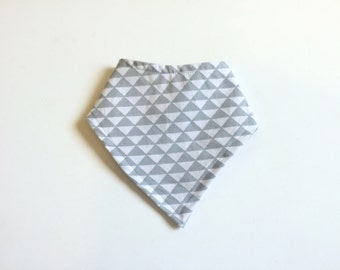 Bandanna Bib- Geometric