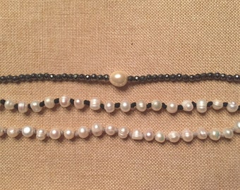 pearl chokers!! check listings for prices