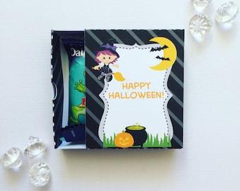 Halloween matchboxes