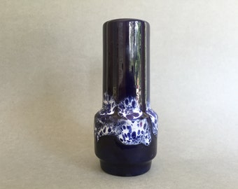 Stein Keramik  9 / 15  ( Jopeko ) Modernist Space Age 1960s / 1970s  vase,  designer : Heinz Martin West Germany Pottery.