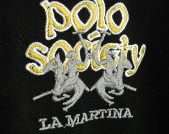 Polo shirt for Men# LA MARTINA #XLarge Size#