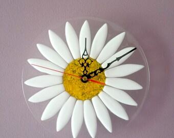 Daisy Wall Clock non ticking