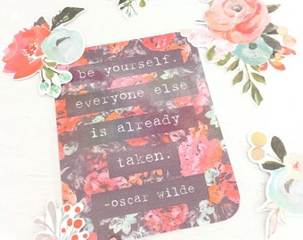 Quote Card...