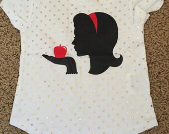 Disney princess 2T shirt