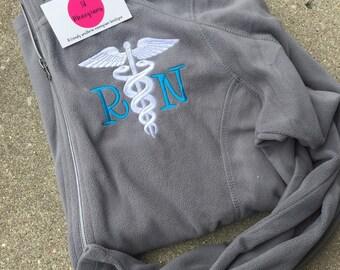 RN Fleece Jacket