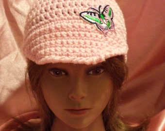 Butterfly Cap