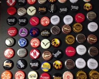 Beer Cap Magnets - Set of 6