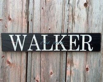 """Shop """"personalized wood signs"""" in Home Décor"""