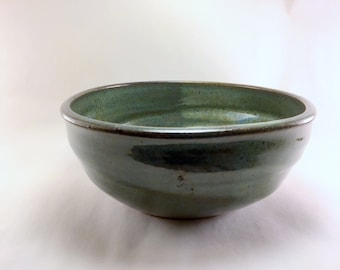 Altered Floating Blue Serving Bowl