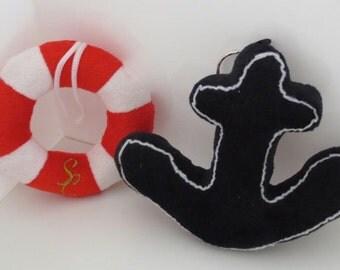 Nautical Plush Toy Bulk Set QTY 100