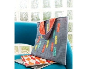 Tote-ally Fabulous Bag Sewing Pattern Download 803144