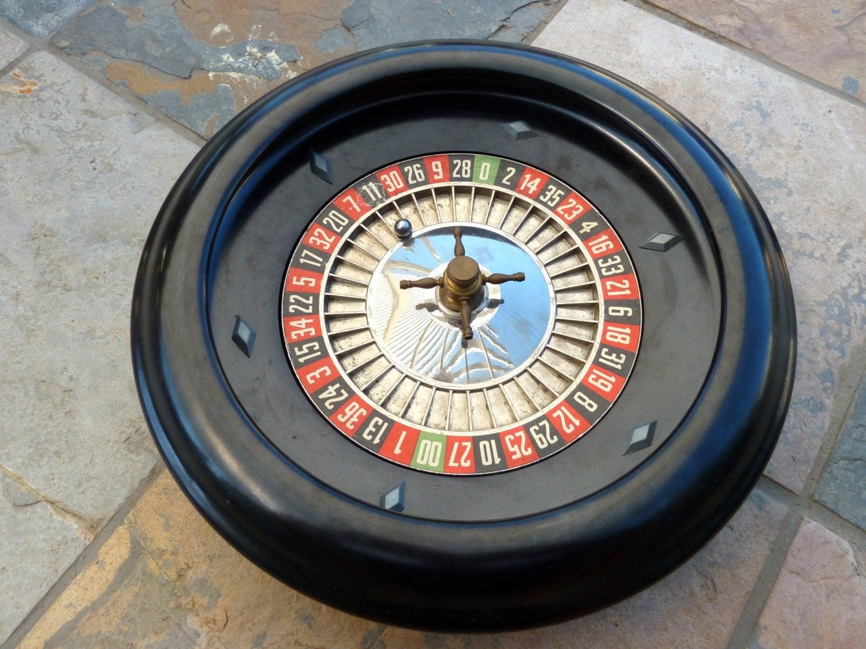 Roulette wheel mechanics