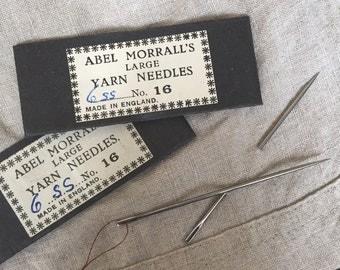 Vintage Sewing Needles