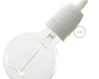 Porcelain Socket Kit - White