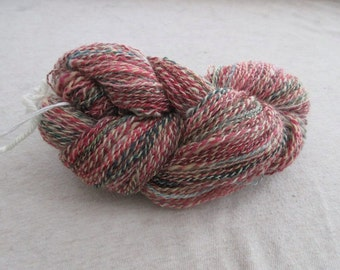 Luxury Handspun Two-Ply Yarn