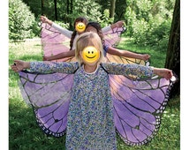Fairy Wings, Butterfly Wings, Dress Up Clothes, Pretend Play, Christmas Gifts for Kids, Gift Ideas, Girls Birthday Present