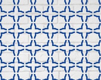 Marrakech Vinyl Wall decal sticker  wall art indoor outdoor glass sticker