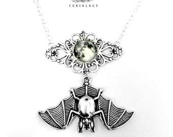 Night Flight Necklace
