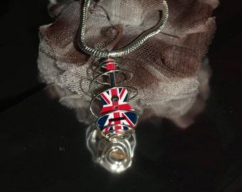 Necklace guitar English