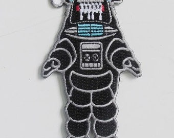 Robby Robot Patch 4""