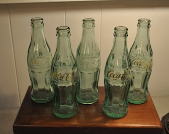 Vintage Coca-cola bottle - 6.5 oz