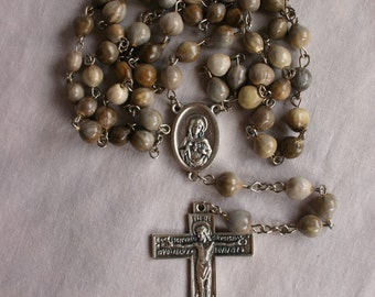 Catholic Rosary: Job's Tears