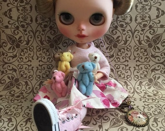 Teddy Bear for Blythe Doll