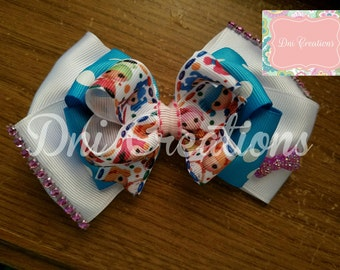 Lala loopsy simple hairbow