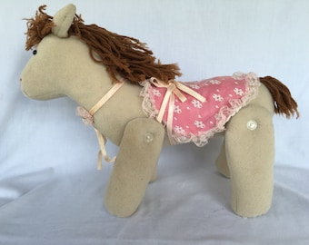 Folk Art Pony