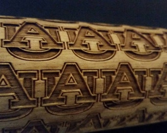 College Team Personalized Rolling Pin -Auburn
