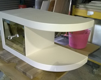 Bedside Cabinets Art Deco Style