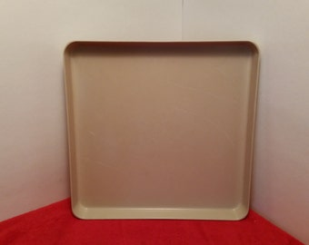 Vintage anchor hocking microware ovenware baking sheet / Cookie sheet #444