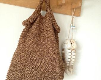 Small 100% cotton tote bag