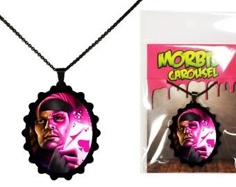 Gambit Marvel X-Men Necklace
