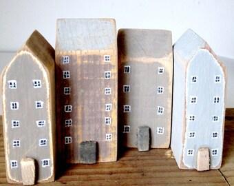 Wooden Tenements