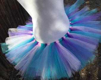 Purple Pink Blue Tutu~ Unicorn Tutu~ Adult Tutu~ Rave Tutu~ Festival Tutu~ Marathon Tutu~ Cosplay Tutu~ Custom Sizes Infant, Child, Teen, Ad