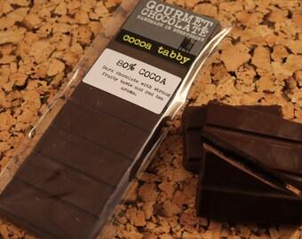 80% Cocoa - Dark Chocolate Bar