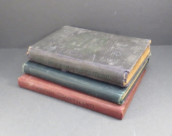 Shorthand Textbook Collection Vintage 1910s Book Collection
