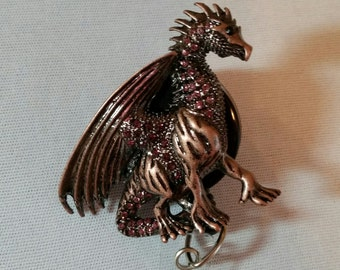 Dragon Badge Holder